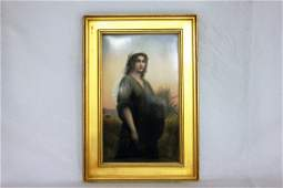 "KPM Plaque - ""Ruth"" by Laudello"