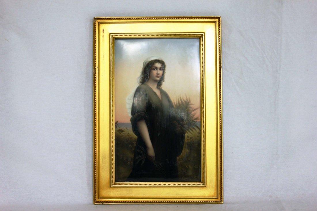 """KPM Plaque - """"Ruth"""" by Laudello"""