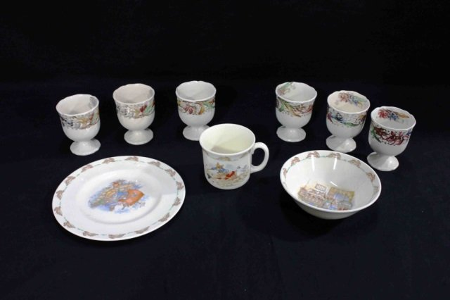 Group of Royal Doulton Articles