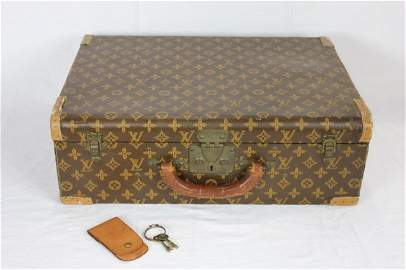 Louis Vuitton Hard Suitcase