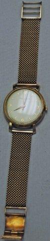 International Watch Co. 18K Gold Men's Watch