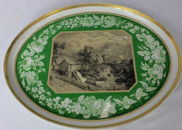 KPM Berlin Porcelain Tray