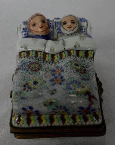 French Box - Children Sleeping