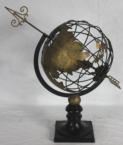 Contemporary Neo Classical Style Armillary Sphere