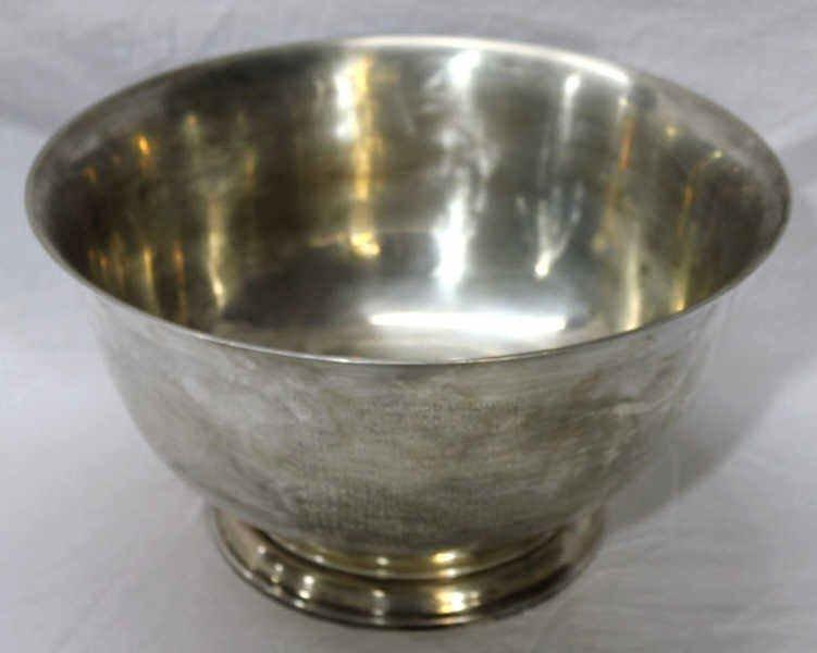 Gorham Sterling Silver 41663 Trophy
