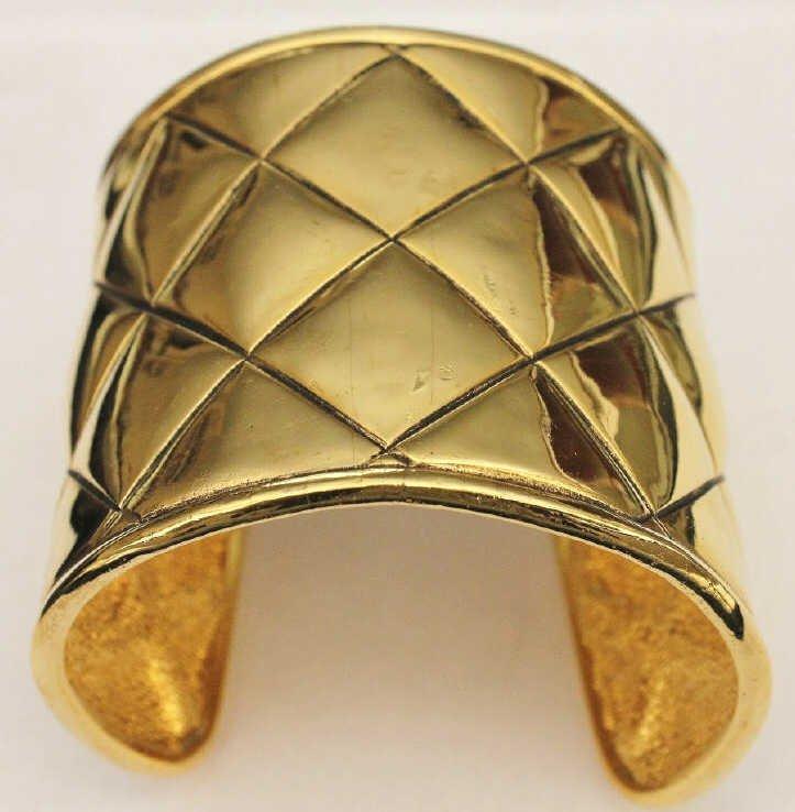 Chanel Cuff Bracelet - 2