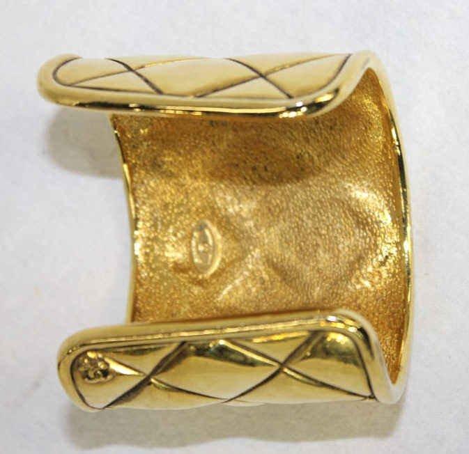 Chanel Cuff Bracelet - 3
