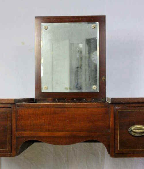 Heritage Henredon 1950 Folding Mirror Vanity - 2
