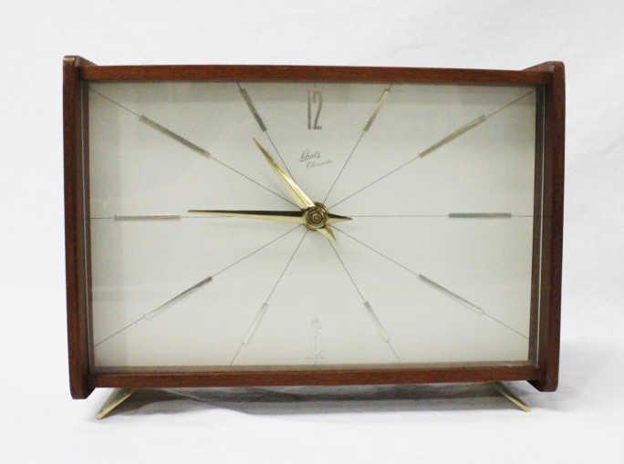 Schatz Modern Elexacta Desk Clock