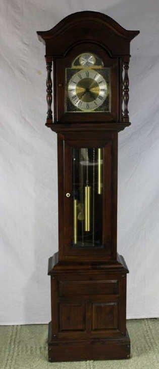 Small Grandfather Clock Ethan Allen
