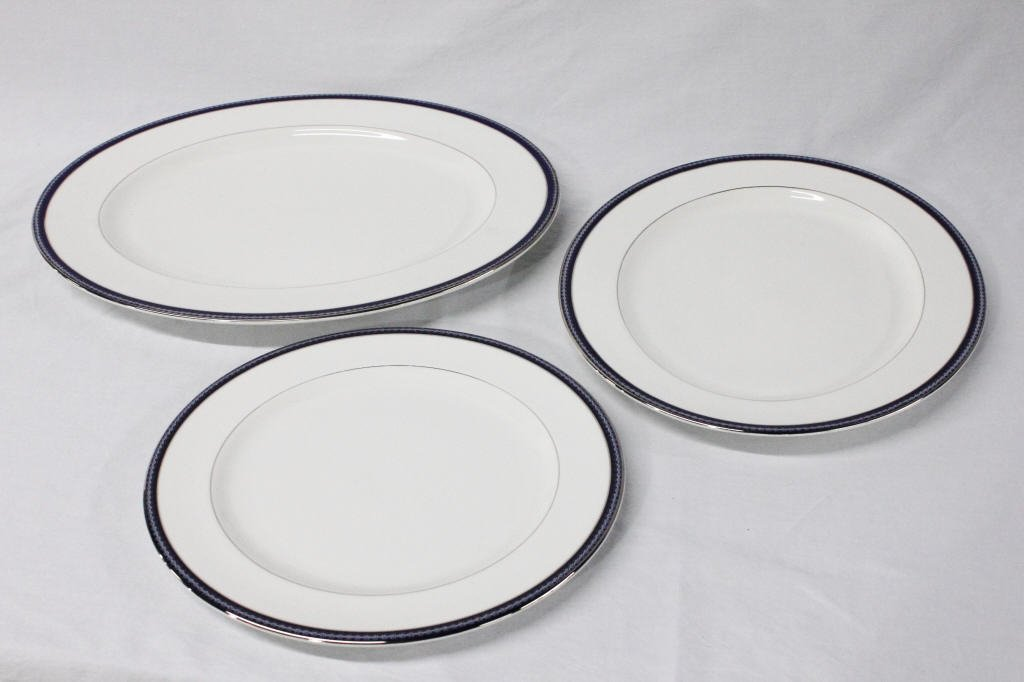 Three Royal Worcester Serving Dishes
