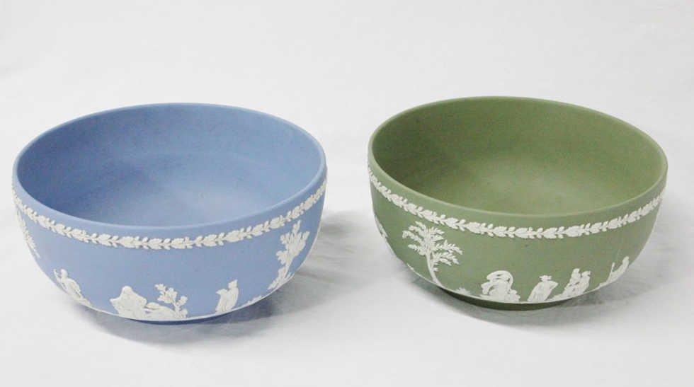Two Wedgwood Porcelain Bowls