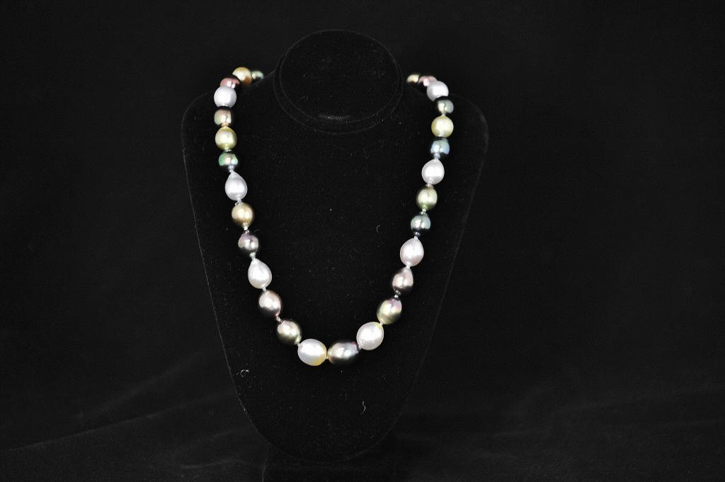 Tahitan South Sea Pearl Necklace