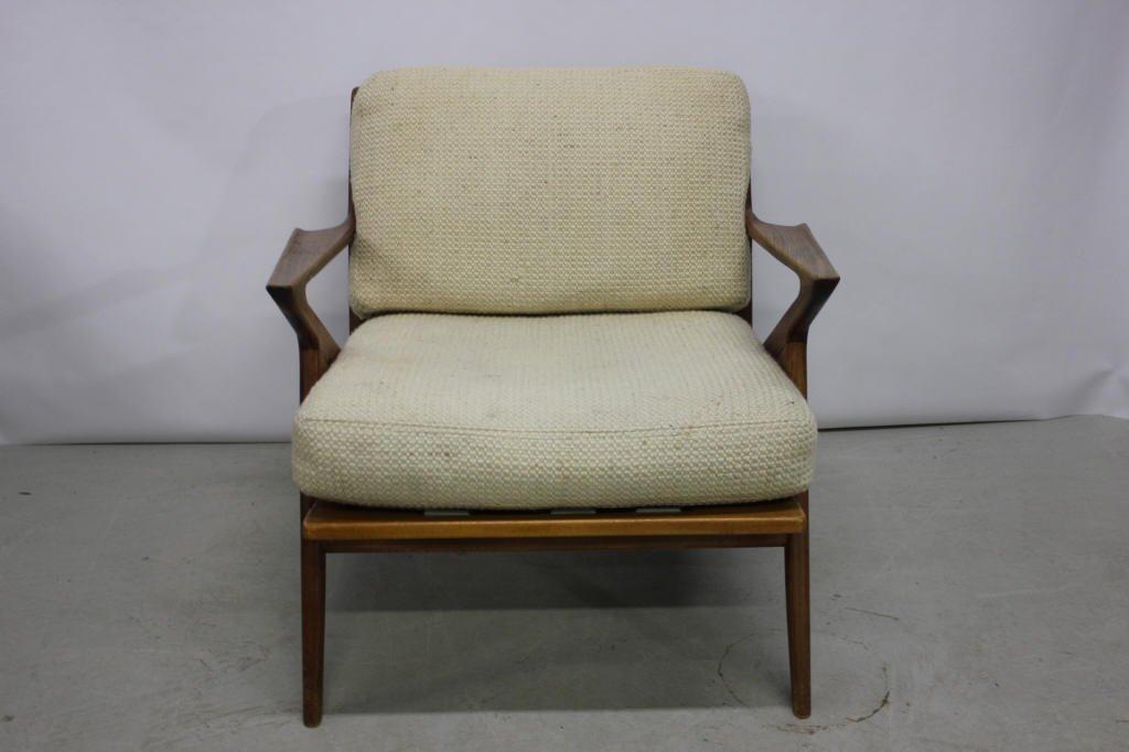 Fagas J.M. Birking & Co. Mid-Century  Armchair