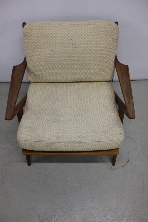Fagas J.M. Birking & Co. Mid-Century  Armchair - 2