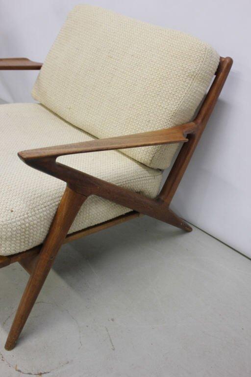 Fagas J.M. Birking & Co. Mid-Century  Armchair - 3