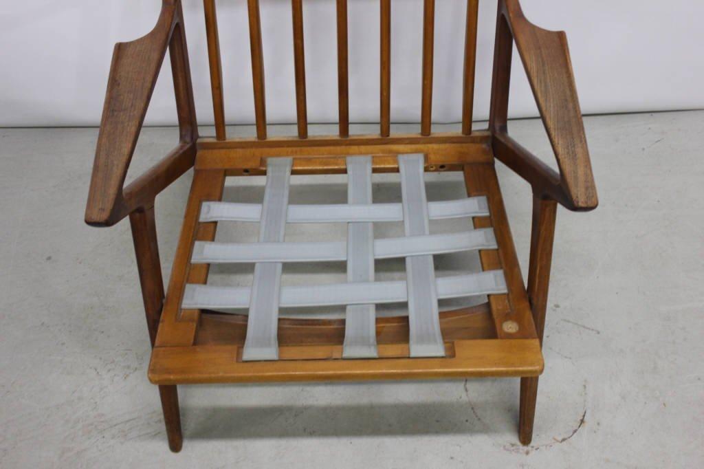 Fagas J.M. Birking & Co. Mid-Century  Armchair - 4