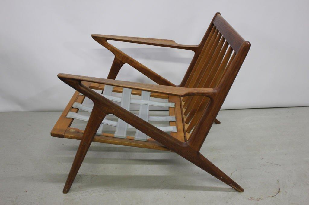 Fagas J.M. Birking & Co. Mid-Century  Armchair - 5