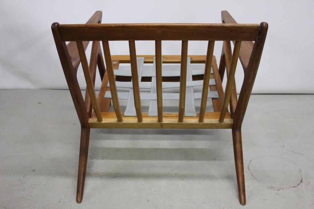 Fagas J.M. Birking & Co. Mid-Century  Armchair - 6
