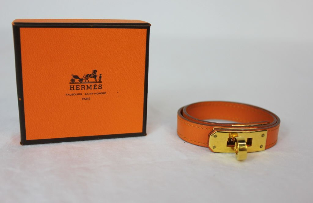Hermes Kelly Double Tour Wrap  Bracelet - 2