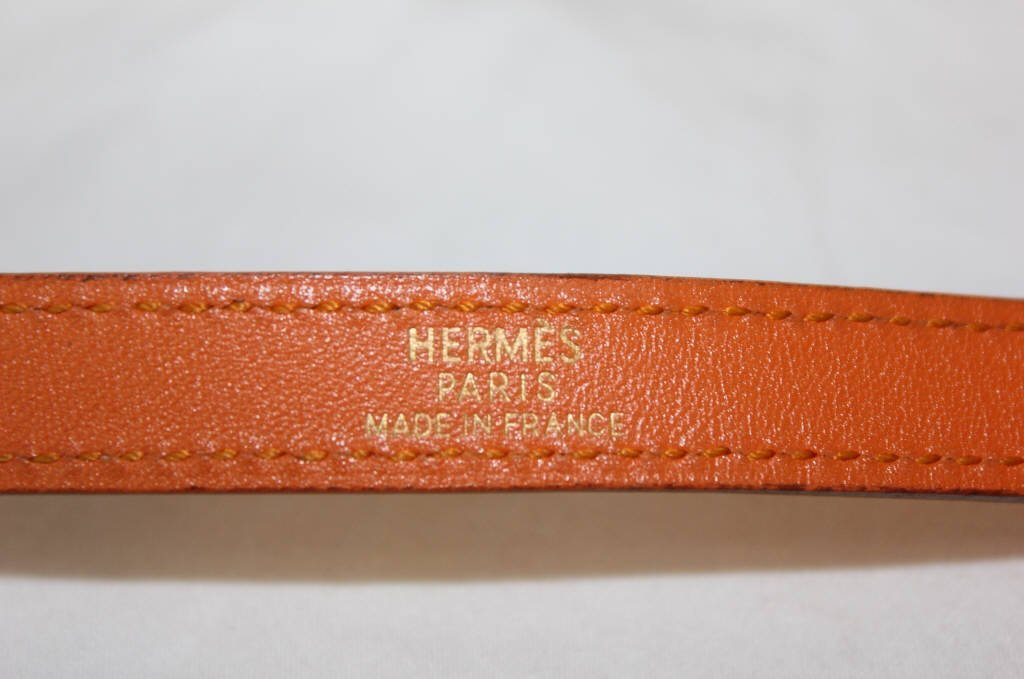 Hermes Kelly Double Tour Wrap  Bracelet - 6