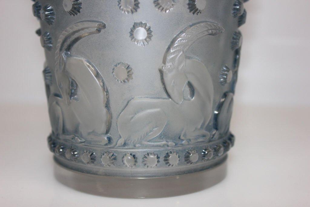 Rare Vase Signed R. Lalique France Circa 1930s - 2