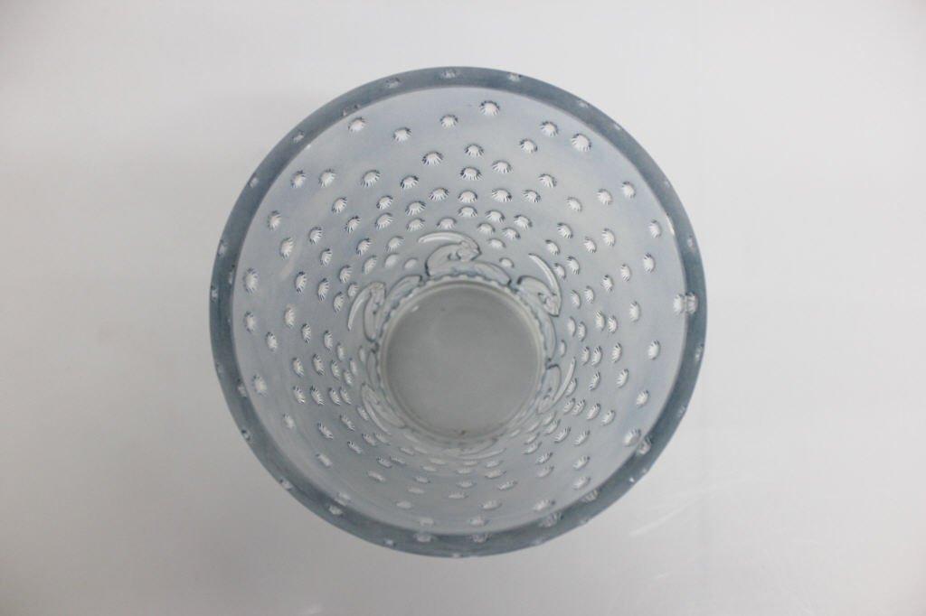Rare Vase Signed R. Lalique France Circa 1930s - 4