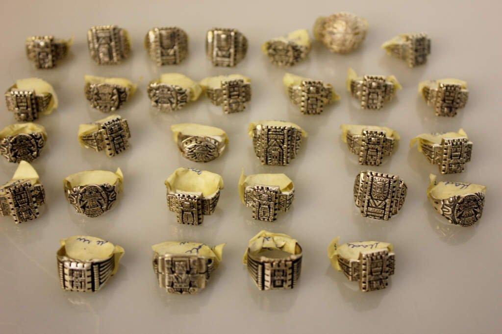 30 Sterling Sliver Rings