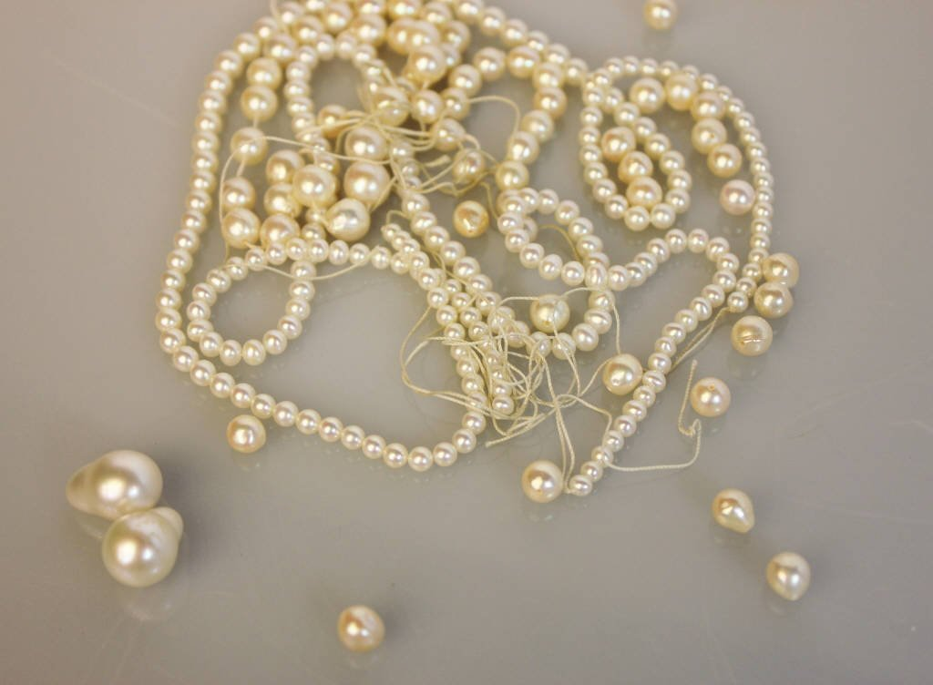Assorted Group of Pearls