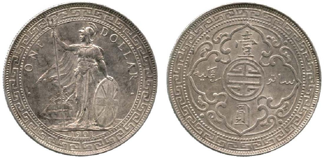 GREAT BRITAIN : 1901C