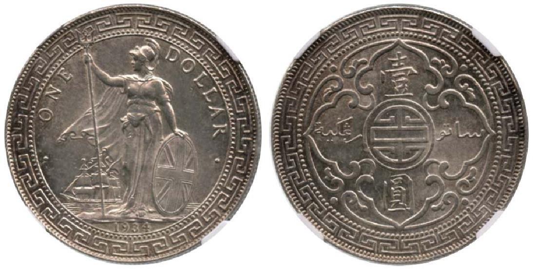 GREAT BRITAIN :  $1 1934B