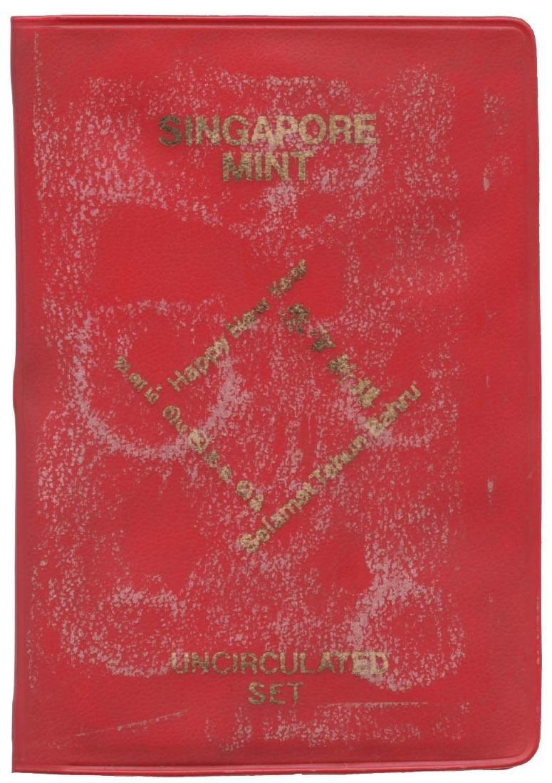 SINGAPORE Mint Set: 1972