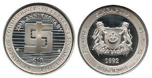 SINGAPORE Silver 10 BCCS 19671992