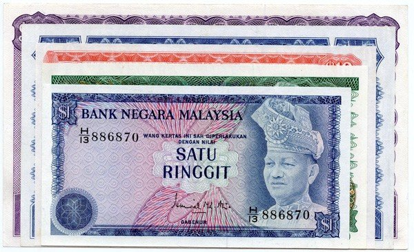 564: MALAYSIA - MODERN ISSUES 3rd Series: RM1 1976 H/13