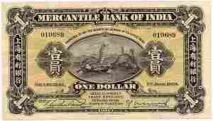 874: CHINA REPUBLIC, GENERAL ISSUES Mercantile Bank of