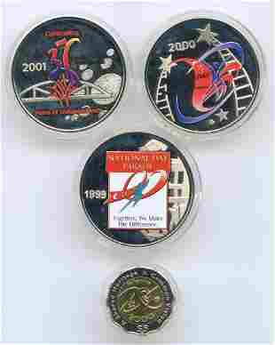 SINGAPORE - MODERN ISSUES. Proof Set: 2001 National