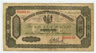 BRITISH NORTH BORNEO. British North Borneo Company: