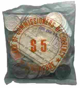 SINGAPORE - MODERNAluminum 5-Cents 1971 FAO