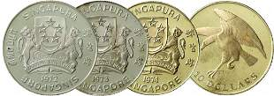 SINGAPORE Wallet Set
