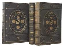 Large Shakespeare Leather Volumes