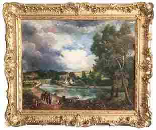 John Constable School, 1817-1897, Important