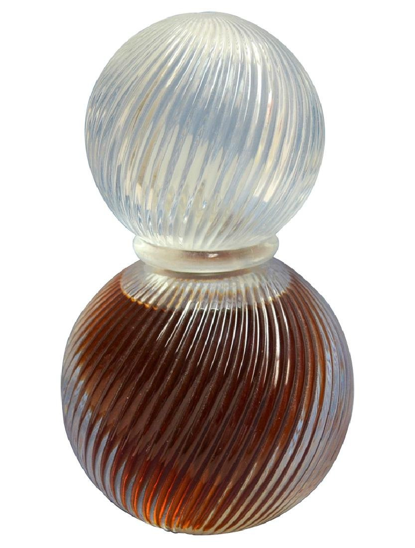 Baccarat Crystal Perfume Bottle,