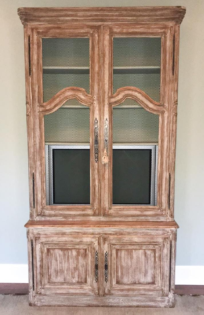 Great Quality French Style Lacquered Cabinet