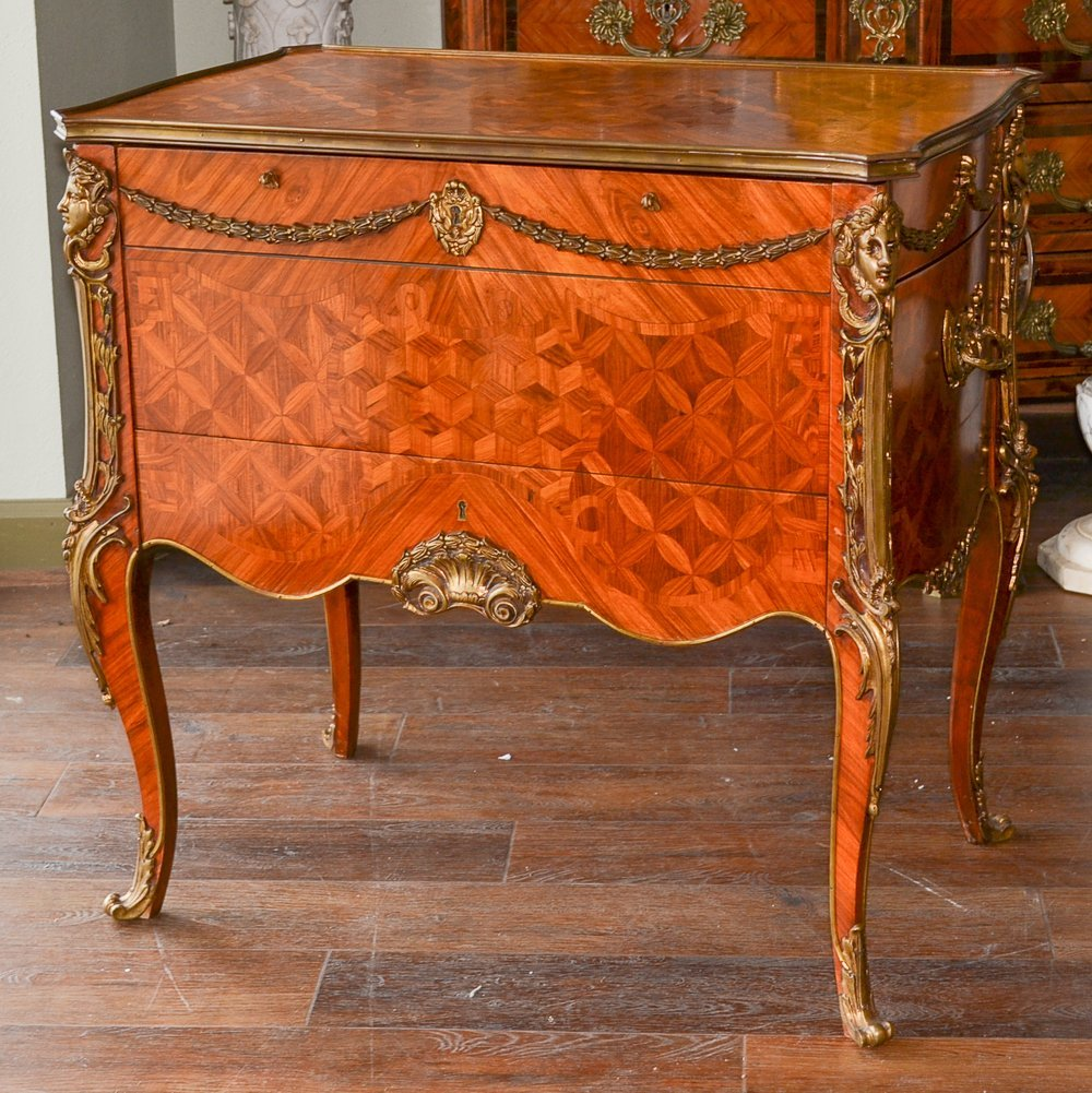 Exceptional French Louis XVI Mechanical Table - 6