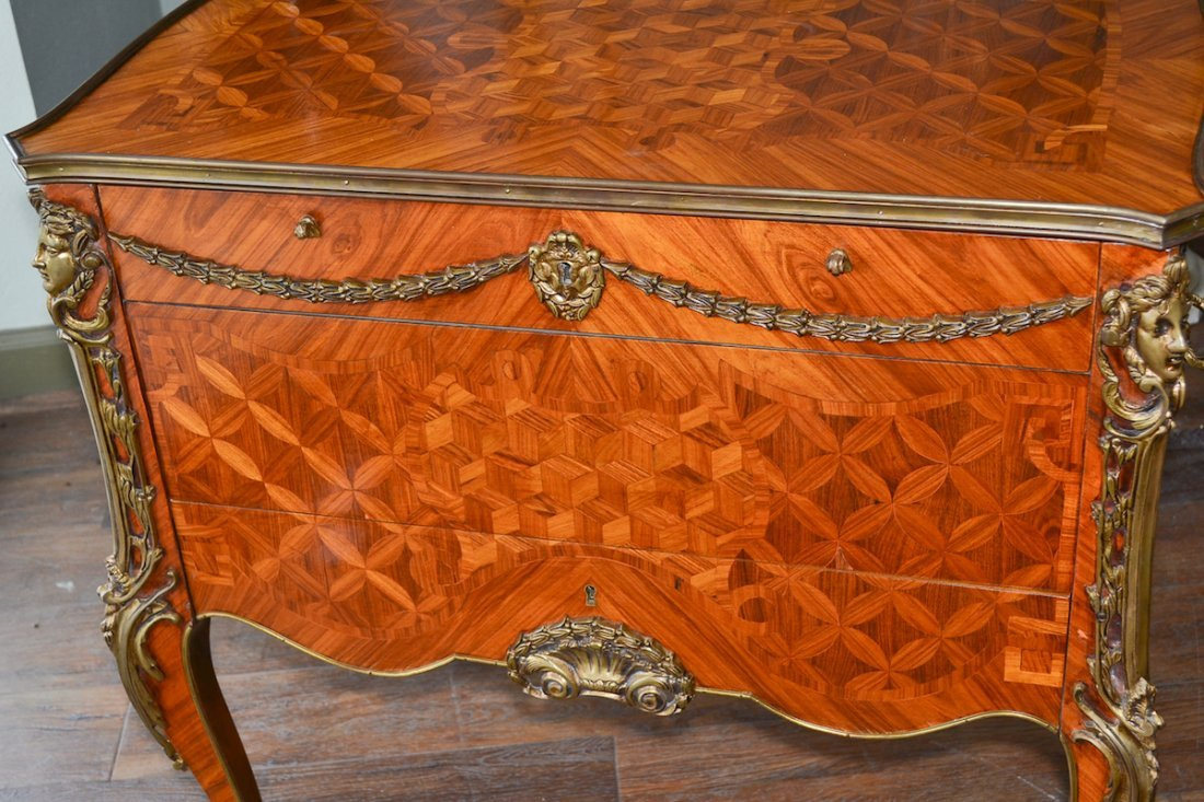 Exceptional French Louis XVI Mechanical Table - 7