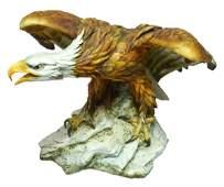 """Tay Porcelain """"american Bald Eagle"""""""