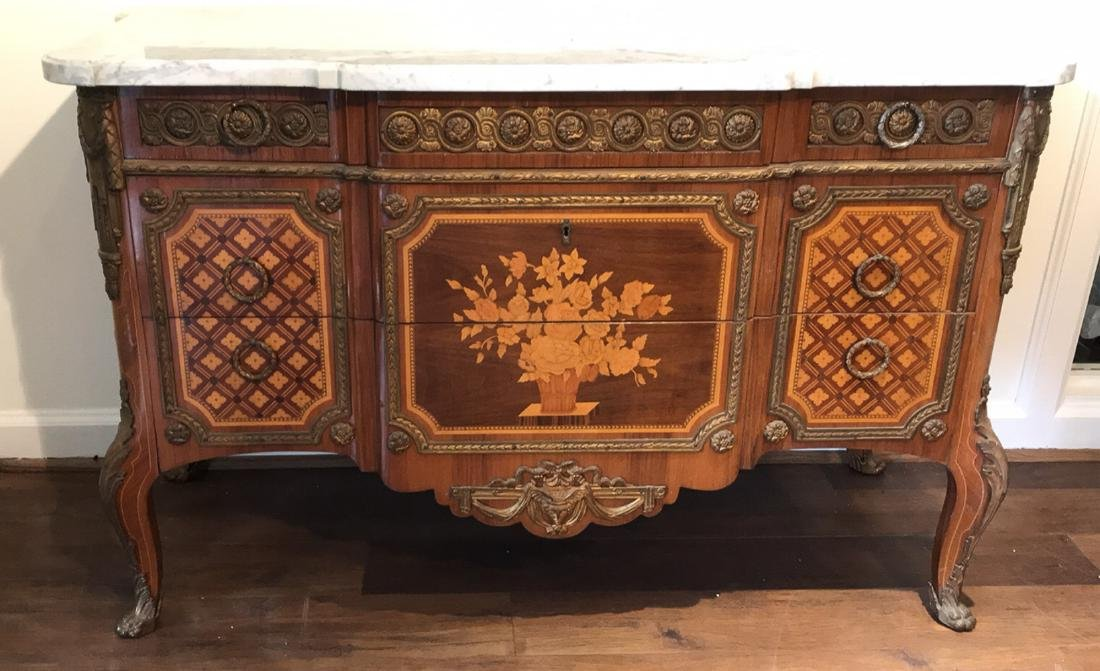 19th Century French Commode.