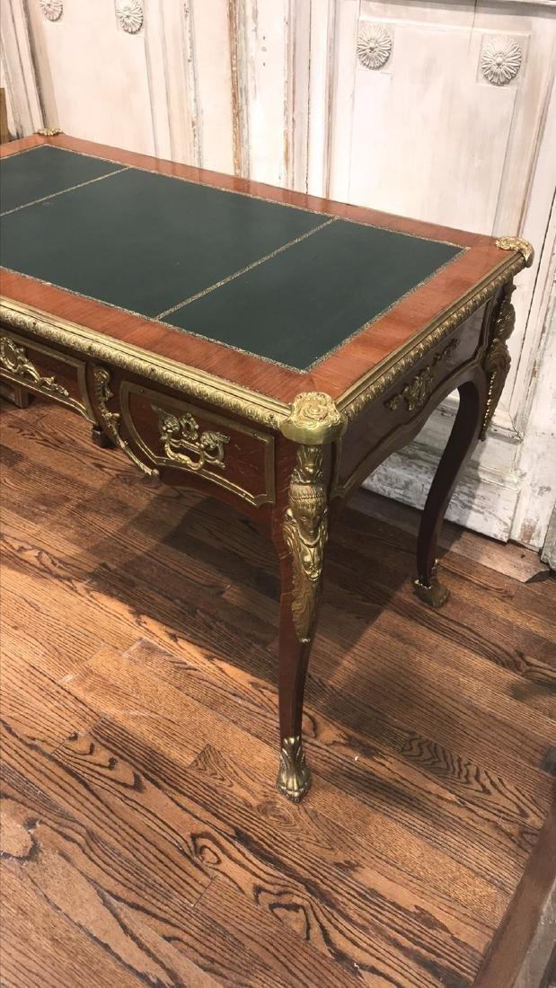 Bronze Mounted Desk - 3