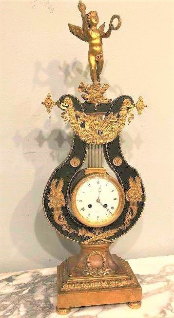 19th Century French Clock.