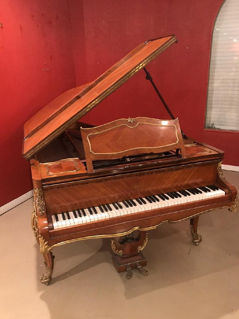 French Kingwood Grand Piano. - 2